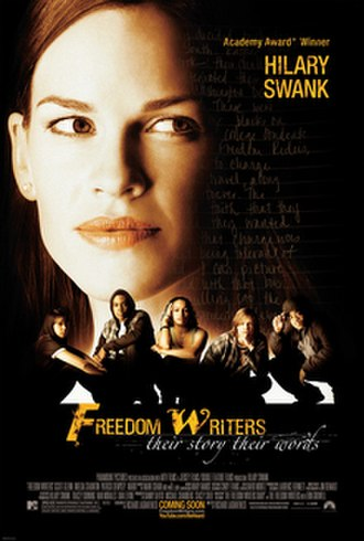 Freedom Writers - Theatrical release poster