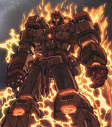 Fallen (Transformers) - WikiVisually