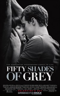 <i>Fifty Shades of Grey</i> (film) 2015 American romantic drama film by Sam Taylor-Johnson