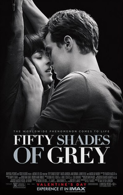Picture of a movie: Fifty Shades Of Grey