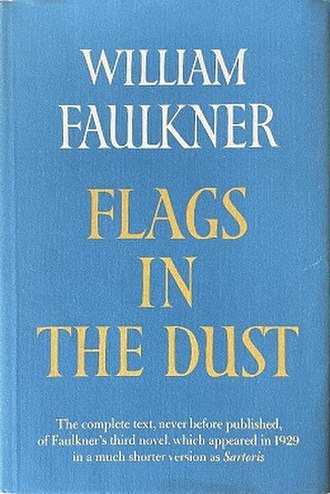 Flags in the Dust - Cover.