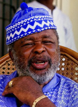 Vice-President of Sierra Leone - Image: Foday Sankoh
