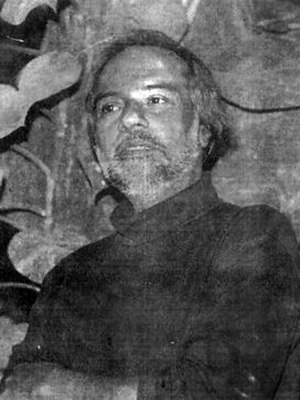 Goutam Chattopadhyay, the founder of Moheener ...