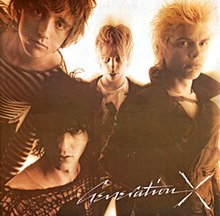 Generation X - Generation X album cover.jpg
