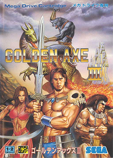<i>Golden Axe III</i> 1993 video game