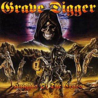 Knights of the Cross (album) - Image: Grave Digger Knights of the Cross