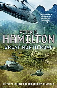Image result for great north road book