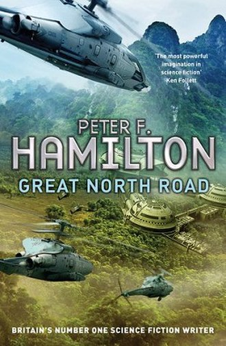 Great North Road (book) - Great North Road cover