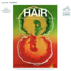Hair (Original Broadway Cast Recording) - Image: Hair original cast recording