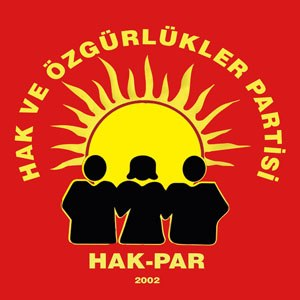 Rights and Freedoms Party - Image: Hak ve özgürlükler partisi logo