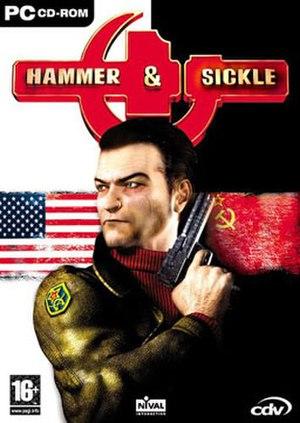 Hammer & Sickle - Image: Hammer & Sickle