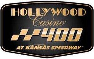 Hollywood Casino 400 - Image: Hollywood Casino 400