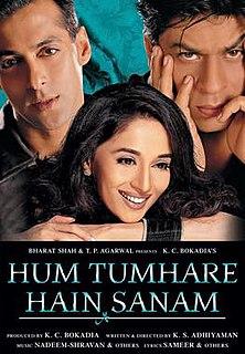 <i>Hum Tumhare Hain Sanam</i> 2002 film by K. S. Adhiyaman