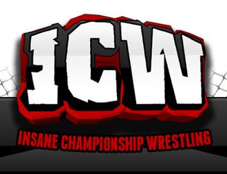 Insane Championship Wrestling - Insane Championship Wrestling's logo