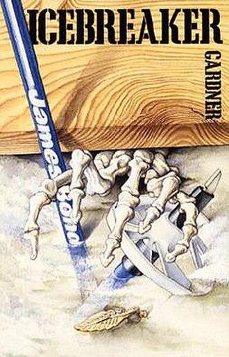 Icebreaker (novel) - First edition cover