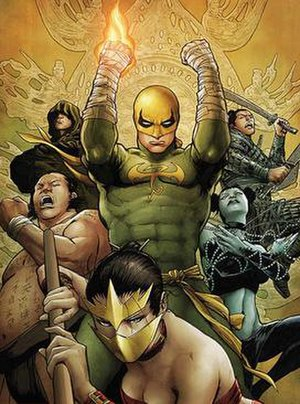 Immortal Weapons - Image: Immortal Iron Fist 22