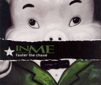 Faster the Chase - Image: In Me Faster the Chase (CD 2 cover)