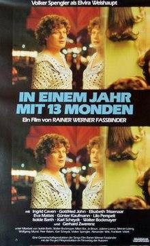 Rainer werner fassbinder online dating
