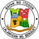 Official seal of Itogon