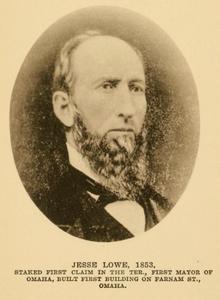Jesse Lowe, 1854-1904 Nebraskans.png
