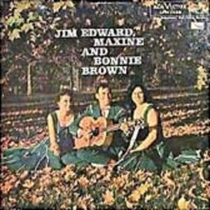 Jim Edward, Maxine, and Bonnie Brown - Image: Jim Edward, Maxine, and Bonnie Brown