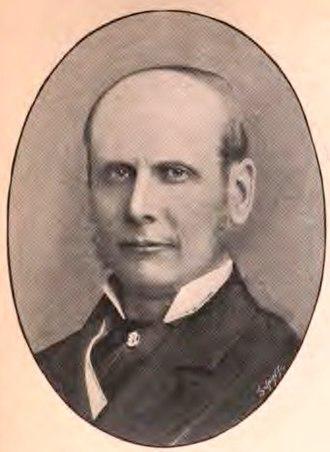 John Balfour, 1st Baron Kinross - Image: John Balfour