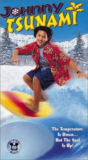 Johnny Tsunami - Promotional advertisement