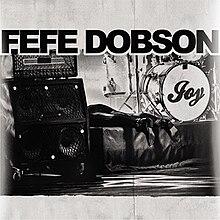 Ĝojo (Fefe Dobson-albumo - kovrilarto).jpg