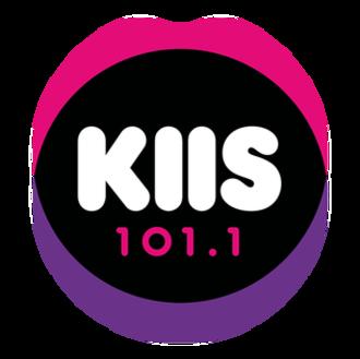 KIIS 101.1 - Image: KIIS 101.1 logo