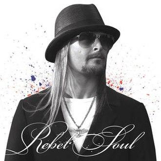 Rebel Soul (Kid Rock album) - Image: Kid rock rebel soul album cover