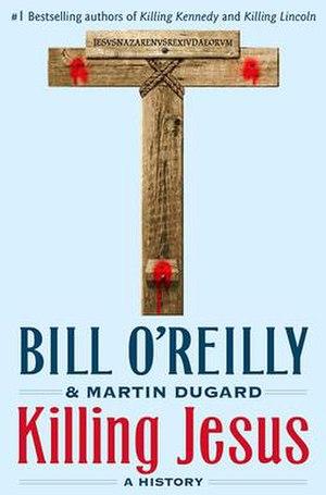 Killing Jesus - Image: Killing Jesus cover