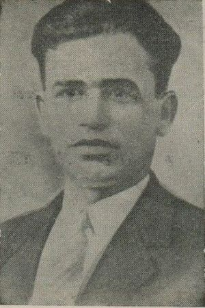 Koçi Bako - Image: Koci Bako, hero i popullit
