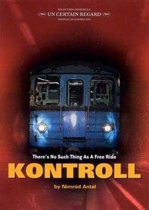 Kontroll - Kontroll film poster
