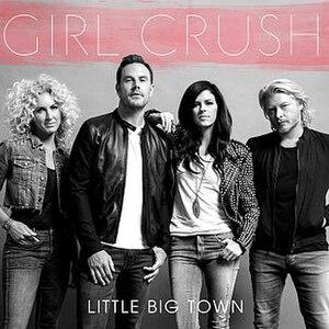Girl Crush - Image: LBTGIRLCRUSHSINGLEAR T