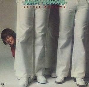 Little Arrows (Jimmy Osmond album) - Image: Littlearrowsosmond