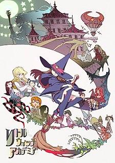 <i>Little Witch Academia</i> 2013 Japanese anime franchise