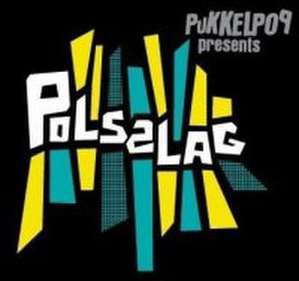 Pukkelpop - Logo for Polsslag 2009.