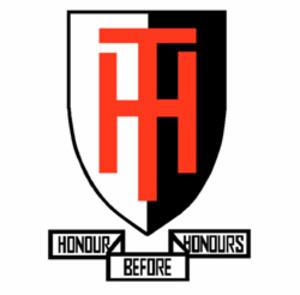 Talbot Heath School - Image: Logotalbot heath