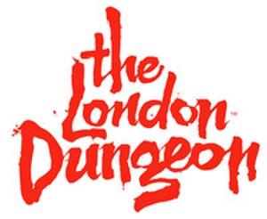 London Dungeon - Image: London Dungeon Logo