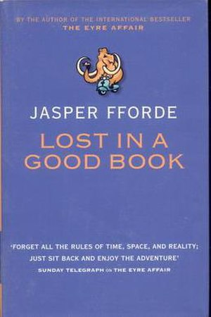 Lost in a Good Book - First edition