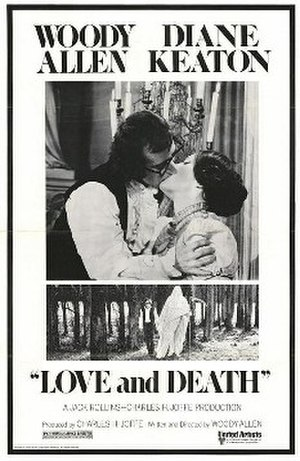 Love and Death - original film poster