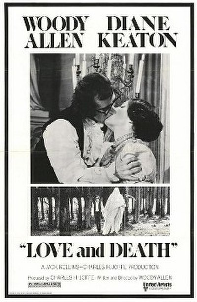 Picture of a movie: Love And Death