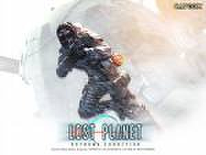 Lost Planet - The main character, Wayne, shown in a promotional advertisement for the first Lost Planet