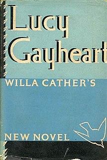 <i>Lucy Gayheart</i>
