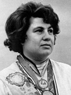 Lyudmila Shishova - Image: Lyudmila Shishova