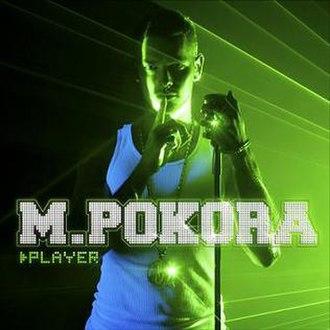 Player (M. Pokora album) - Image: M Pokora Playeralbumcover