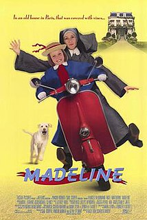 <i>Madeline</i> (1998 film) 1998 film by Daisy von Scherler Mayer