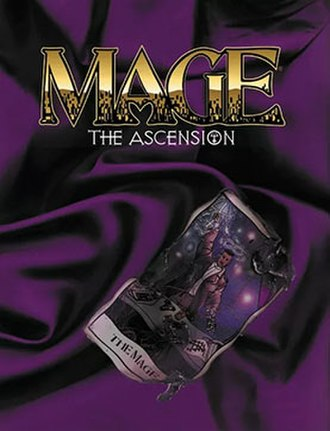 Mage: The Ascension - Image: Mageasce c