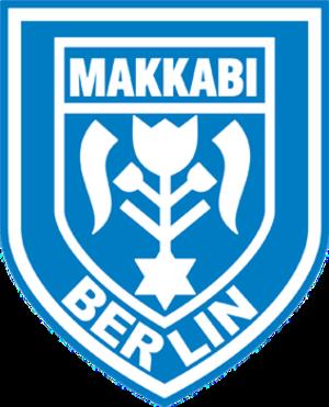 TuS Makkabi Berlin - Historical logo of Makkabi Berlin