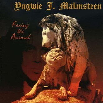 Facing the Animal - Image: Malmsteen facing